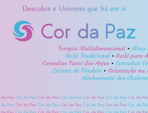 Cor da Paz – Centro de Terapias Holísticas