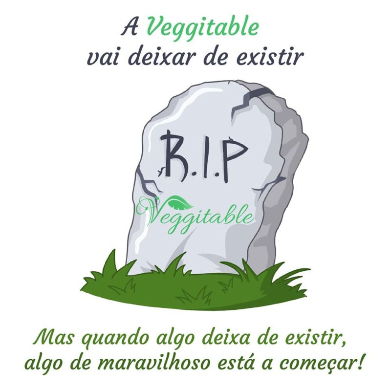 Suficiente A Veggitable vai deixar de Existir – Veggitable TF96