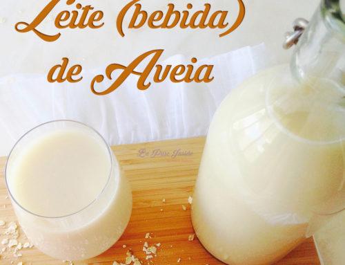 Leite (bebida) de Aveia